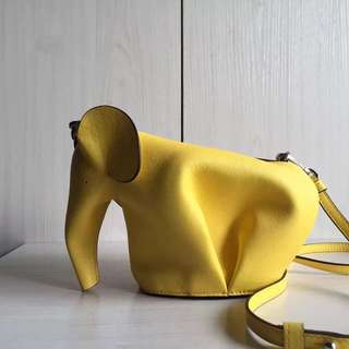 Loewe 大象袋