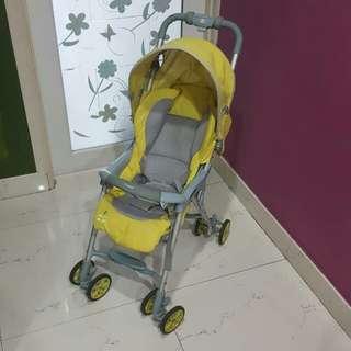 Combi Japan Luxury BABY Stroller seat