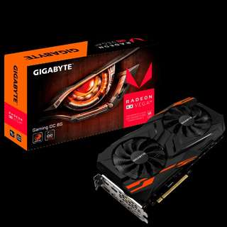 11 X Vega 56 Gigabyte Gaming OC