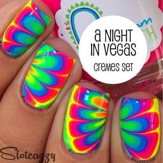 Pipe Dream Polish - A Night In Vegas Collection