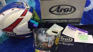 Helmet Arai Ram3 Kevin Schwantz (M)