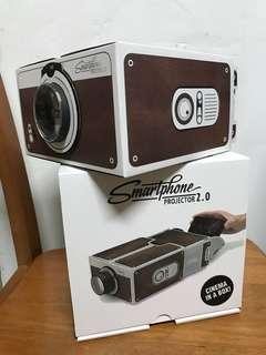 紙盒projector