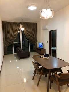 Paragon suite@ciq 2 room unit for rent