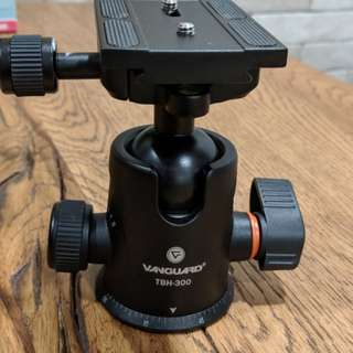 Tripod Ball Head - Vanguard TBH-300 Professional Heavy Duty Ball Head