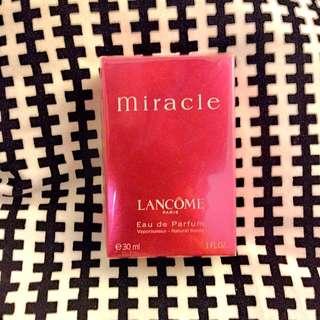 BNIB Lancome Miracle eau de parfum