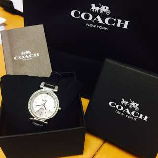 Coach Diamond Lady Watch