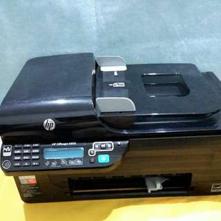 Hp 4500 office jet ( offer  now $35 , self collect  only )