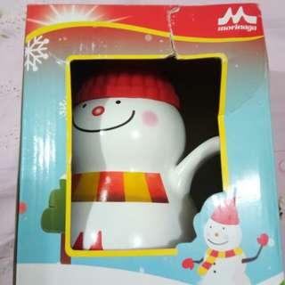 Mug boneka salju#maumothercare