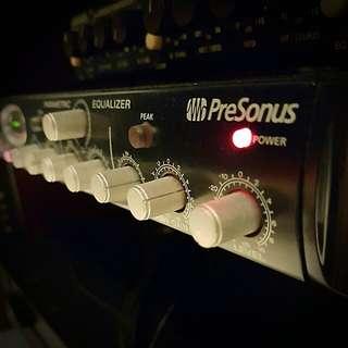 Presonus Studio Channel Microphone Preamp