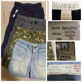 Boy's pants (2 yo)