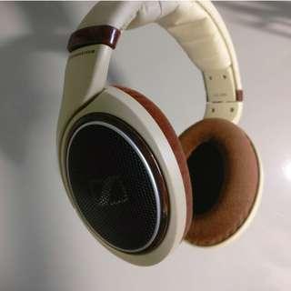Sennheiser HD598 Headphone 頭戴式耳機