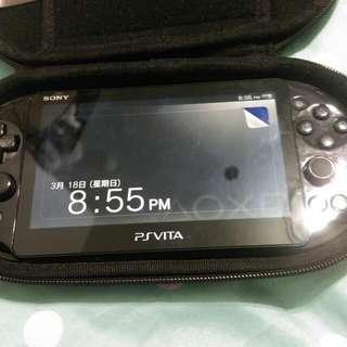 PlayStation-vita主機型號pch-2007系列
