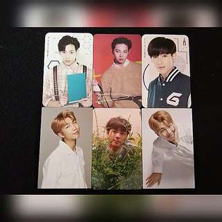 [WTS/WTT] Official Photocard