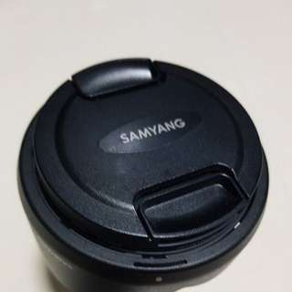 Samyang 35mm t1.5 (Sony e mount)