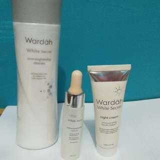 Wardah white secret series