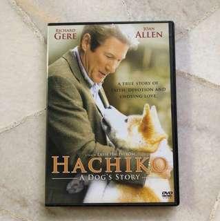 Hachiko DVD