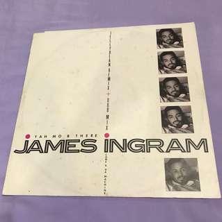 "James Ingram - Ya Mo Be There 12"" Single"