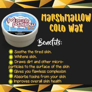 Marshmallow Cold Wax