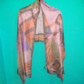 Authentic scarf Daks