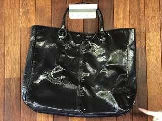 Oroton Purple Bag