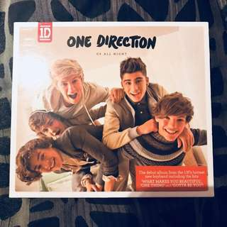 One Direction Up All Night Album