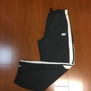 (Size 女版XL)  Nike 深灰色運動風褲