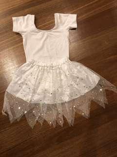 Ballet attire (white)