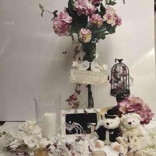 婚禮DIY裝飾