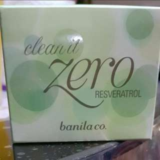 Clean it zero in (RESVERATROL)