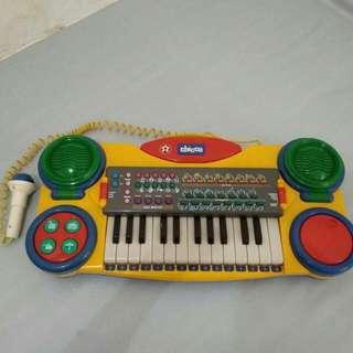 Chicco Piano Toys