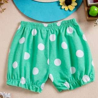 SA29  Simple designs   Baby Pants Kids Pants Children Short Pants