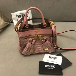 Moschino mini handbag
