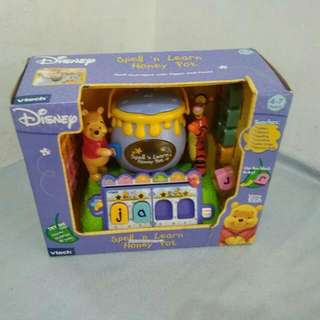 Disney Pooh Musical Toy