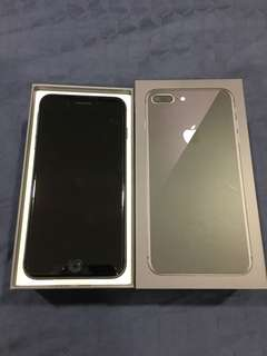 Iphone 8 plus 64gb newly bought unused