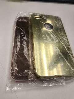 2個共40元(包郵)100% new 全新iPhone 7plus 土豪金和香檳金case