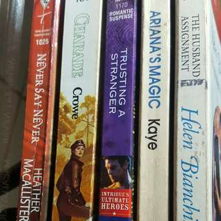SALE! Harlequin Books