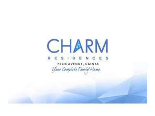 CHARM Residences