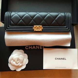 Chanel 銀包,100%new and real