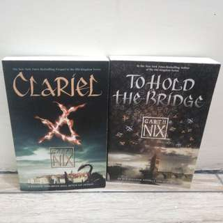 Clariel and To Hold The Bridge (bundle)