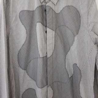 Blackbarrett shirt skinny fit