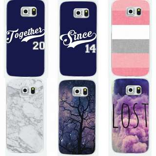 Rubber customized cases