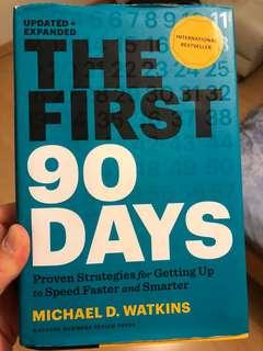 First 90 Days Latest Version