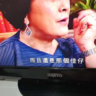 SANYO 22吋 Full HD LCD TV 電視