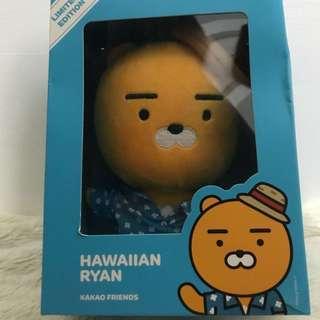韓國KFC與Kakao friends 合作玩偶款 @萊恩 獅子 娃娃