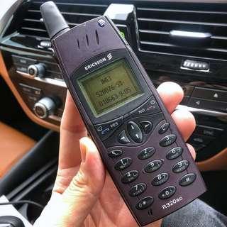 Ericsson R320sc T28 T29 R520m
