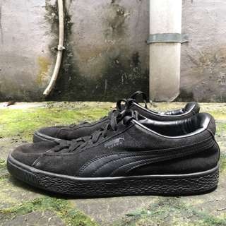 Puma suede black second