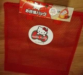 Hello Kitty netting bag