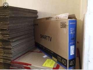 Looking for carton tv box