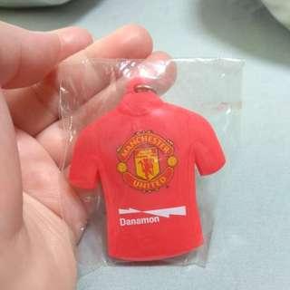 Keychain Manchester united Danamon Bank