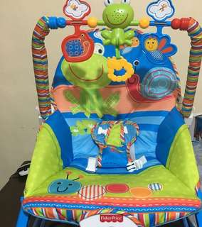 2 in 1 Rocker and Chair